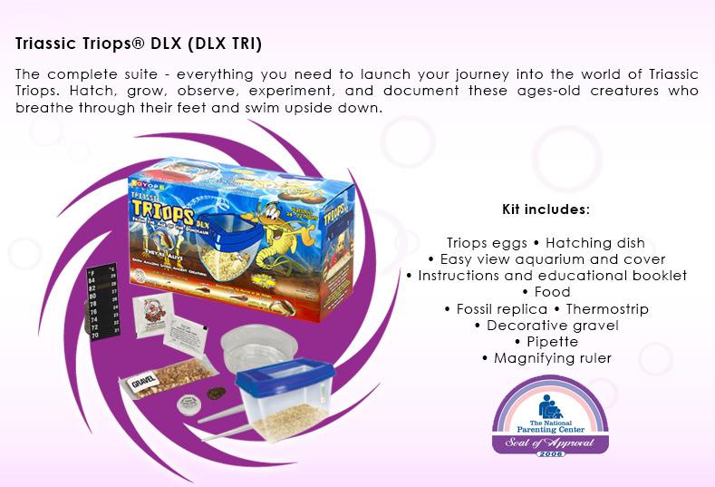 DLX TRI TRIASSIC TRIOPS DLX